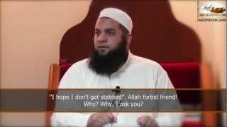 Too embarrassed to give salaam? Sheikh Abdul Majid