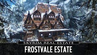 Skyrim Real Estate: Frostvale Estate - Multiple Adoption Friendly