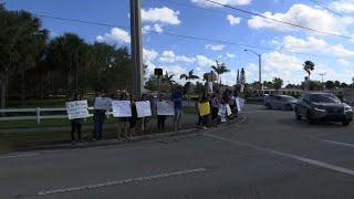 Florida Shooting Survivors Protest NRA