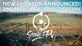 New Sponsor Announcement! - 1 Pack #NOSTAB Raw Freestyle FPV