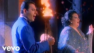 Фредди Меркьюри, Freddie Mercury, Montserrat Caballé - Barcelona
