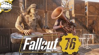 FALLOUT 76 #16 - Spiel mir das Lied vom Snallygaster - Lets Play Together Fallout 76