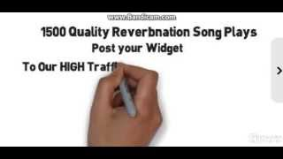 I will give you a reverbnation triple threat to boost you