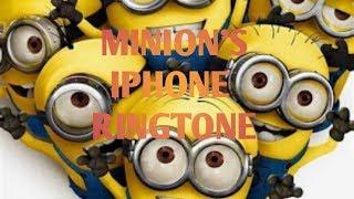 iphone minion ringtone download - 免费在线视频最佳电影电视