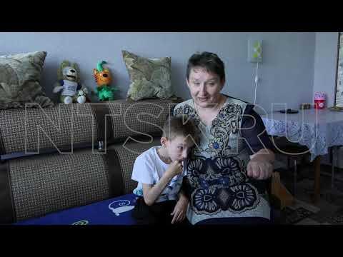 9-летнему мальчику с ДЦП из Новотроицка срочно нужна ваша помощь