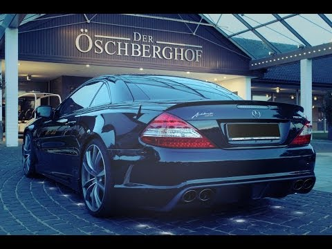 """""""Pure Roadster Feeling"""" with Mercedes SLK R171 SLK R172 and SL R230 by PIECHA Design"""