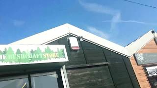 preview picture of video 'Yamaha XJR1300 - a ride through Enfield to the Bushcraft store in Crews Hill'