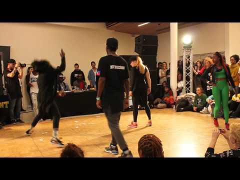 Juste Debout Dancehall Battles 1/2 final