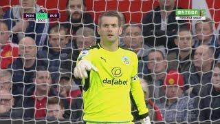 Download Video Tom Heaton vs Manchester United (Away) 2016-17 HD 720p MP3 3GP MP4