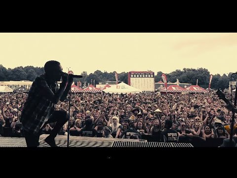 Music Videos MEMPHIS MAY FIRE ::: ROOOAR Violent Zone (UK)