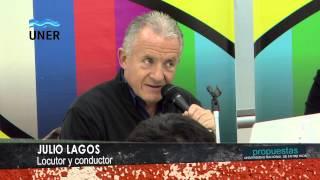 preview picture of video 'Julio Lagos en la Universidad de Concepción del Uruguay'