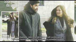 Notizie calde: Giorgia Palmas aspetta un figlio da Filippo Magnini? Le foto col pancino sospetto