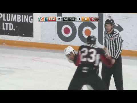 Montana Onyebuchi vs. Mike MacLean