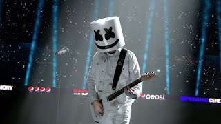 Marshmello x 2021 UEFA Champions League Final Opening Ceremony presented by Pepsi #UCLFinal