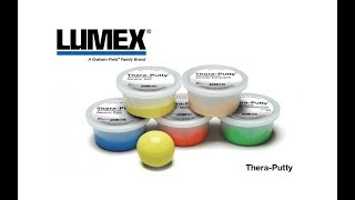 Lumex® Thera-Putty Youtube Video Link