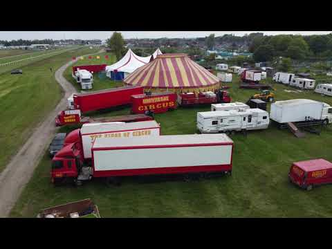Great Yarmouth Circus in town