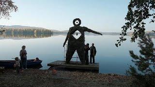مهرجان فن الأرض لمنحوتات من الطبيعة في روسيا