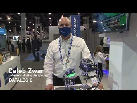 Datalogic @ Pack Expo Show 2021 | P2X Smart Camera