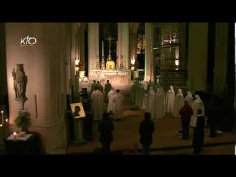 Vêpres et Eucharistie du 16 novembre 2013