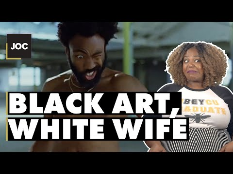 White Wives Matter RE: Donald Glover | Judge of Characters
