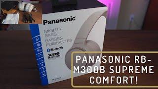 Panasonic RB-M300B - Supreme Comfort!