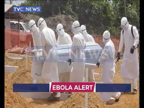 Ebola alert in Nigeria