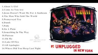 The Best Songs Of Nirvana    MTV Unplugged In New York Collection