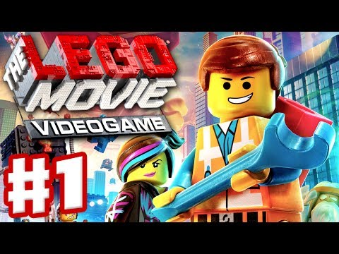 Gameplay de The LEGO Movie Videogame