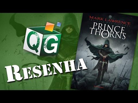 Resenha: Prince of Thorns