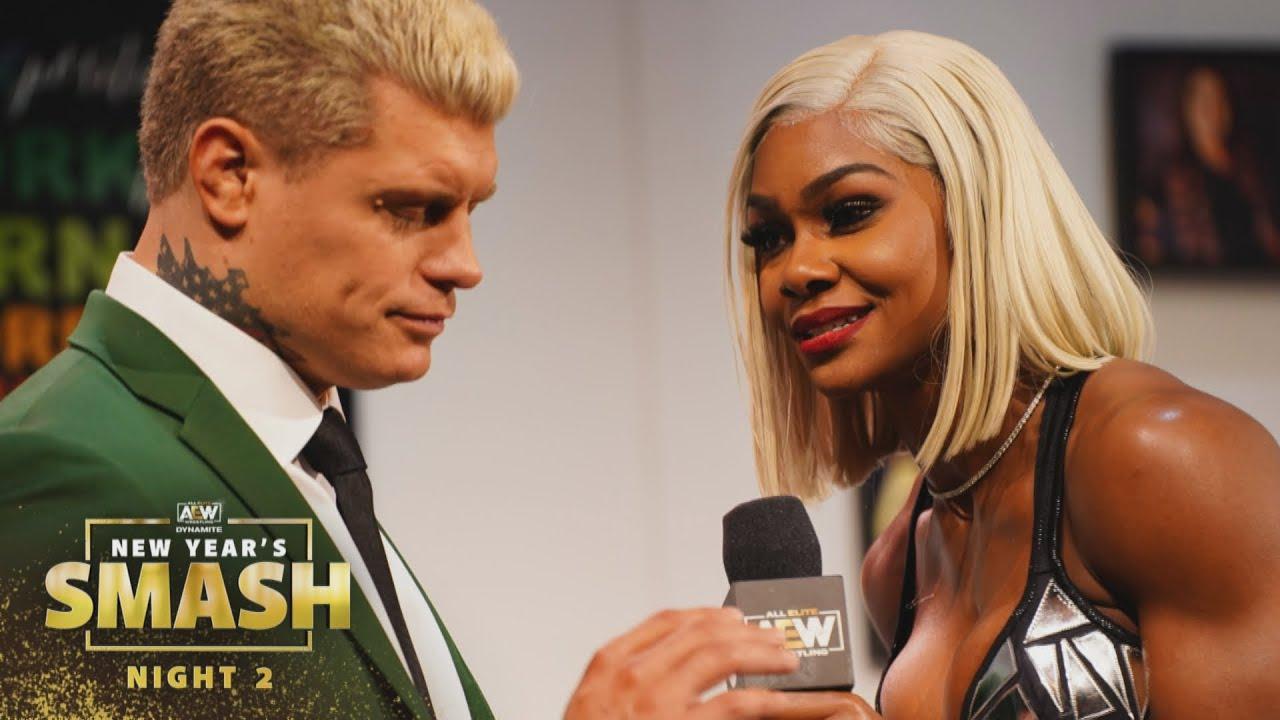 Cody Rhodes Responds To Shaq's Challenge On AEW Dynamite