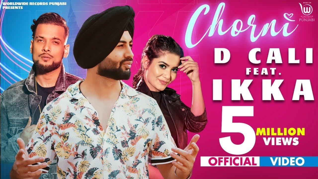 Chorni lyrics by D Cali & Ikka