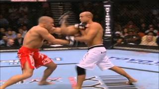 BJ Penn Highlights