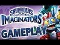 BIRTHDAY BASH BIG BUBBLE POP FIZZ - Level 20 Quick Gameplay in Skylanders Imaginators