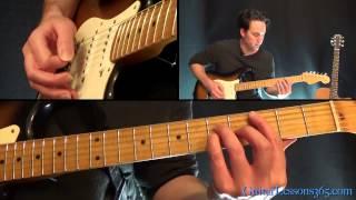 You Give Love A Bad Name Guitar Lesson - Bon Jovi