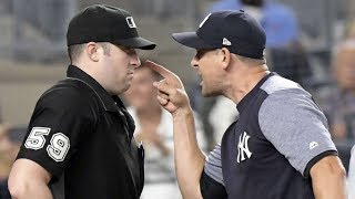 MLB | 2019 July Ejections