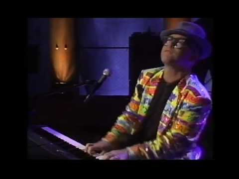 Elton John - He'll have to go (TV 1988)