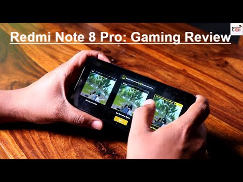 Xiaomi Redmi Note 8 Pro - Gaming Review