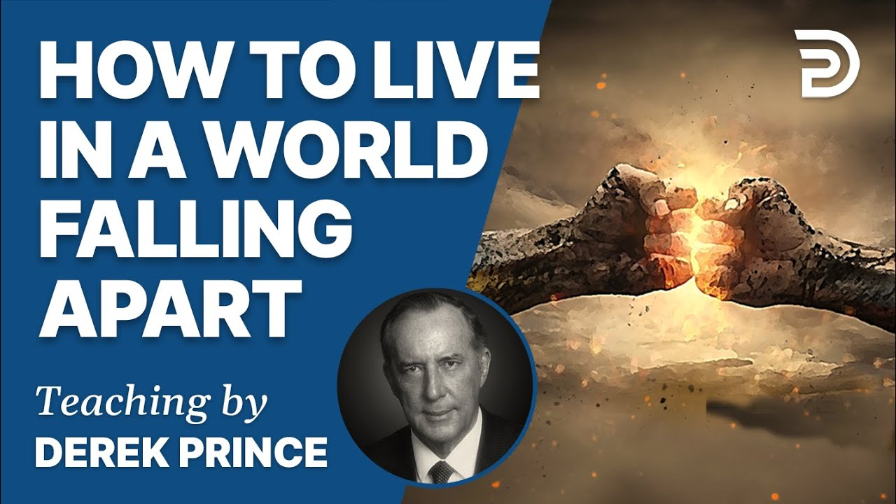 YouTube thumbnail for How To Live In A World Falling Apart