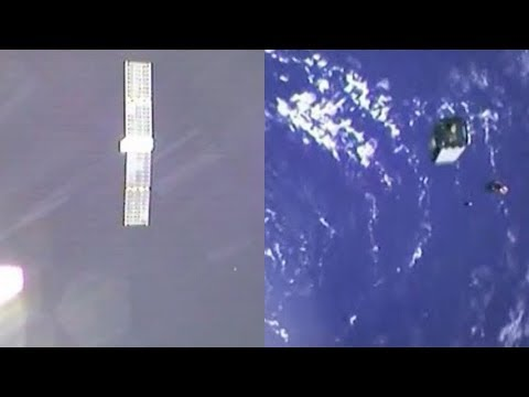 PSLV-C43 / HysIS Onboard Camera View