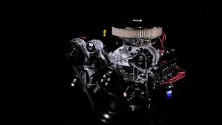 Chevrolet Performance   350 HO Turn Key Crate Engine   Information & Specs