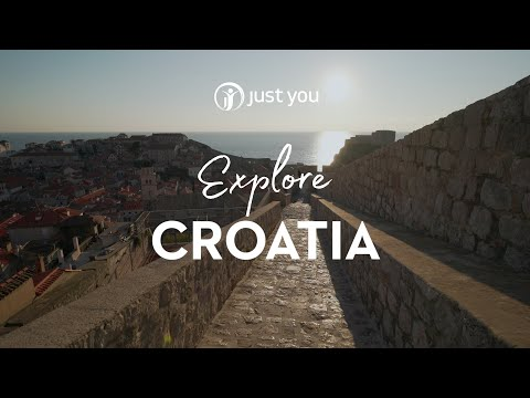 Explore Croatia Video by Just You Travel Agency