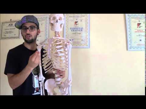 Massaggio posteriore in trucchi osteocondrosi