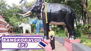 2018 泰国曼谷 Bangkok Vlog EP 3 | Radchata 火车夜市狂吃狂喝