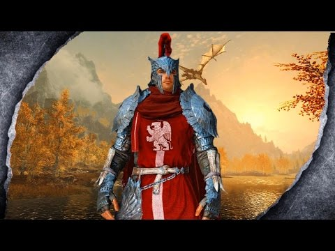 Skyrim BDO Shudad Armor Showcase (Xbox One Mod) - смотреть