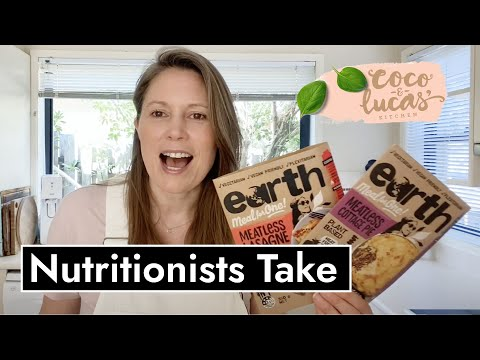 Nutritionist Review: Earth Meals (By Coco & Lucas)