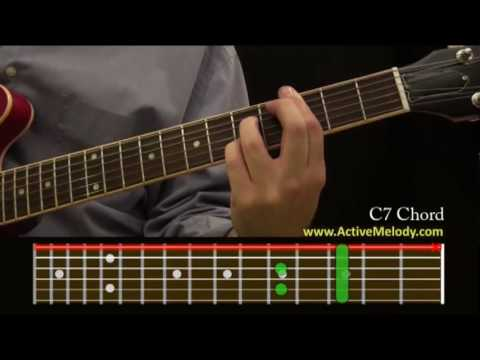 How To Play a C7 Chord On The Guitar