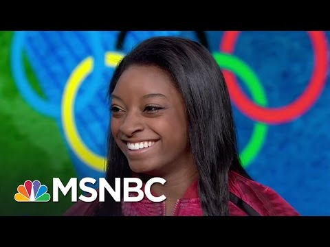 Sample video for Simone  Biles