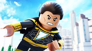LEGO SHAZAM Trailer (NEW 2020)