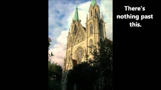 """St. Peter's Cathedral"" by Death Cab For Cutie (lyrics)"