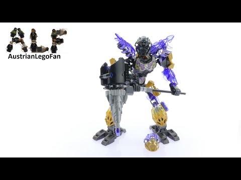 Vidéo LEGO Bionicle 71309 : Onua - Unificateur de la Terre